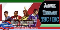Jadwal Bola 9 Desember 2016, Pertandingan TSC dan Piala UEFA Lengkap