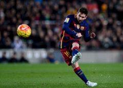 Kutukan Berlanjut, Messi Hanya Mampu Cetak 1 Gol di Kandang Sodiedad