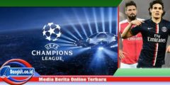 """Prediksi Arsenal vs PSG Jadwal Jam Tayang Di RCTI 24/11/2016, """"Big Match Liga Champions"""""""