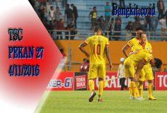 Prediksi Sriwijaya vs Semen Padang Laga Pekan 27 TSC Jam Tayang di SCTV