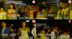 Mannequin challenge di Video Klip Desy Ratnasari 20 Tahun yang lalu