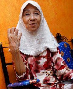 Menjelang Ulang Tahun yang ke 80, Silet berikan hadiah rumah untuk Laila Sari