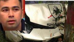 Mobil Kado Pernikahan Raffi Ahmad Rusak, Manager Ungkap Siapa Pengemudinya