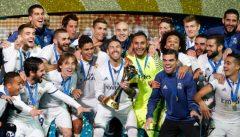 Madrid Juara Dunia, Ini 8 Fakta Menarik Ronaldo & Zidane