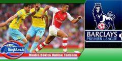 Prediksi Arsenal vs Crystal Palace 1/1, Jadwal Jam Tayang Liga Inggris