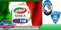 Prediksi Atalanta vs Empoli 21/12, Jadwal Jam Tayang Liga Italia