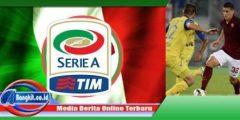 Prediksi Roma vs Chievo 23/12, Jadwal Jam Tayang Liga Italia