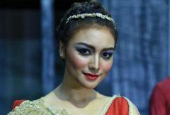 Citra Kirana Mengaku Pusing Menjadi Pemimpin Teater Kampung Duku