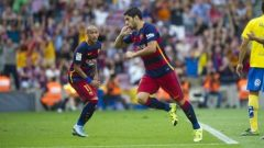 Hasil Barcelona vs Las Palmas