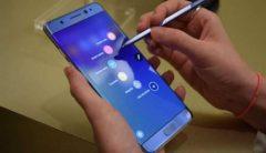 Bermasalah Dengan Galaxy Note 7, Samsung Akan Rilis Galaxy Note 8 Sebagai Penggantinya