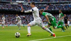 Prediksi Real Madrid vs Real Betis 13 Maret 2017, Duel Sengit Di SCTV Live Bang