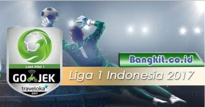 Hasil Skor Liga 1 Indonesia Pekan 1 Update Minggu 16 April 2017