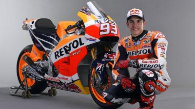 Jalan Sukses Marquez yang Sangat Hebat