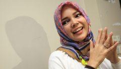 Dewi Sandra Mengaku Tidak Syuting Banyak Di Ramadhan