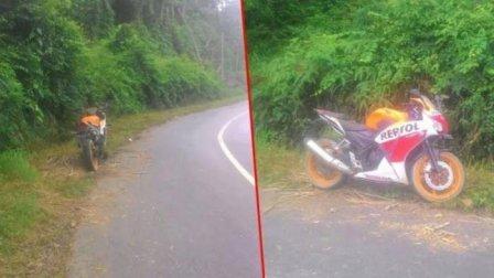 Cerita Nyata Motor Sport Berhantu