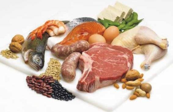 Makanan yang menyebabkan asam urat