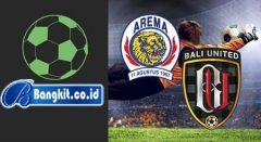 Prediksi Arema vs Bali United, Singo Edan Optimis Bisa Dominasi Pertandingan
