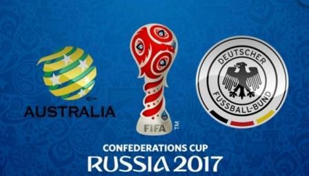Prediksi Australia vs Jerman 19/6, Jadwal Jam Tayang Piala Konfederasi