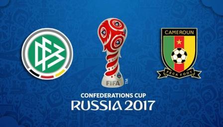Prediksi Jerman vs Kamerun