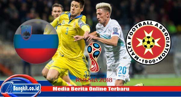 Prediksi Slovenia vs Malta