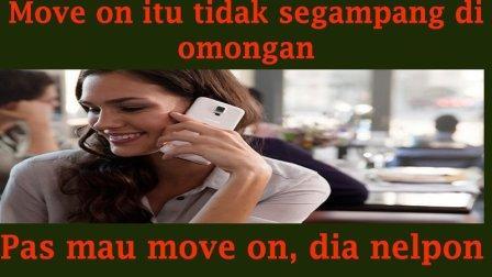 Pengen Move On