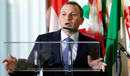 Menlu Lebanon Minta Arab Berikan Sanksi Pada AS Atas Yerusalem,Gebran Bassil yang menjabat sebagai Mentri Luar Negeri Lebanon meminta agar Negara Arab mengambil langkah tegas