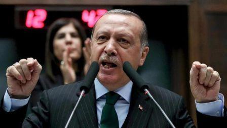Presiden Erdogan Palestina Korban Tak Berdosa, Israel Negara Teroris