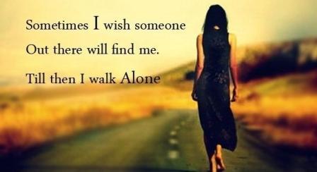 152 Quotes Kata Kata Status Sedang Sendiri Dalam Kesepian