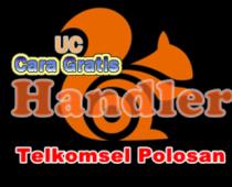 Cara Internet Gratis Telkomsel Dengan UC Handler