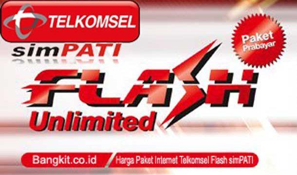 Harga Paket Internet Telkomsel Flash simPATI