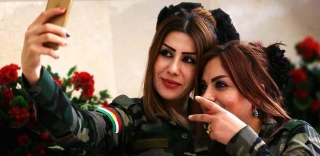 Pasukan Wanita Kurdi Yang Cantik Aduhai Gemesin