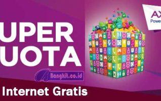 Trik Internet Gratis Axis Kuota Unlimited 2018