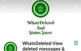 Aplikasi WhatsDeleted Membantu Anda Mengembalikan Pesan Yang Terhapus
