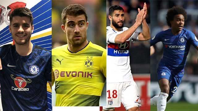 Bursa Transfer 2018, Ini 5 Pemain Top Yang Diperkirakan Pindah Tim