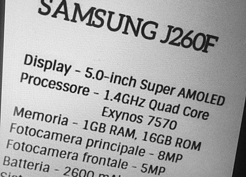 Bakal Dirilis Samsung Android Go dengan layar 5 inci, Memori 1gb