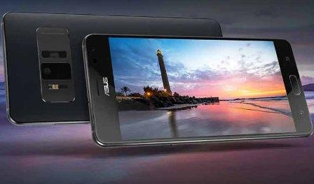 RAM 8GB, Asus ZenFone Ares Meluncur Dengan Display QHD