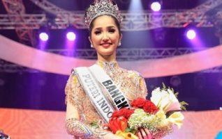 Intip Kecantikan Sonia Fergina Citra, Foto Terbaru Putri Indonesia 2018