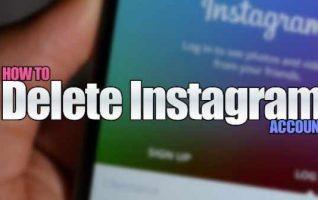 5 Langkah Cara Menghapus Akun Instagram Dengan Cepat