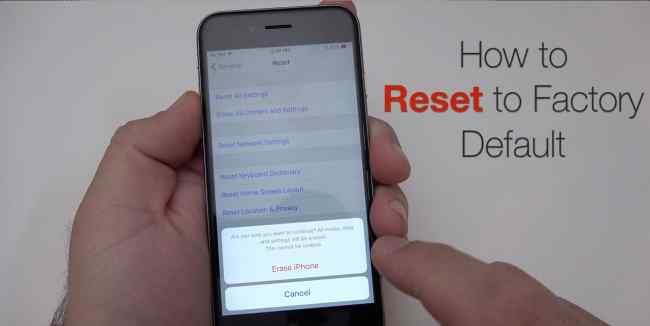 Cara Hard Reset iPhone Karena Lupa Password, Mudah Tanpa PC