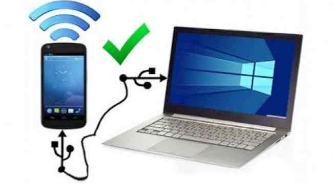 Cara Menyambungkan Hp Semua Merk ke PC Dengan USB