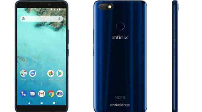 Inifinix Note 5 Diluncurkan Dengan Layar 5,99 inci FHD