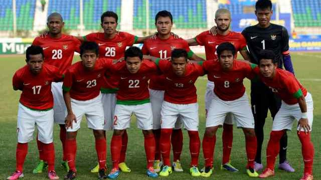 Jadwal Main Indonesia U23, Asian Games 15-18-20 Agustus 2018
