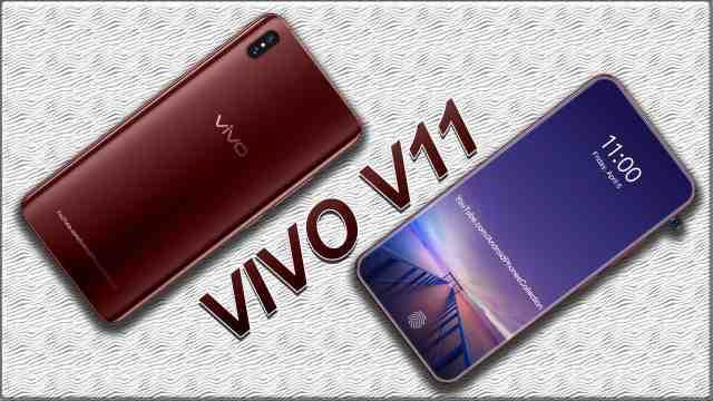 Spesifikasi Lengkap Vivo V11