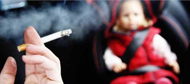 Lindungi Anak Anda Dari Asap Rokok, Ini Alasannya