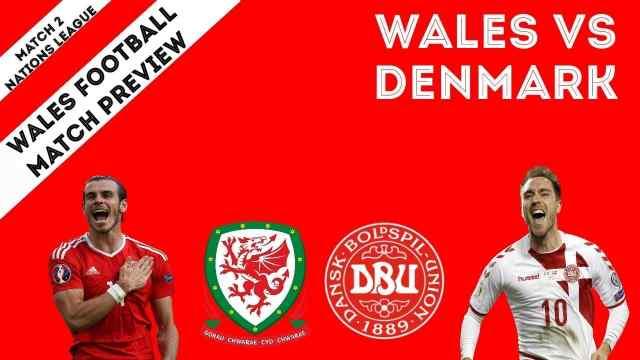 Prediksi Skor Denmark vs Wales Live Stream 9-09-2018