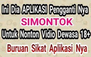 Aplikasi MaxTube Besutan Simontok