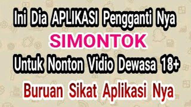 Aplikasi MaxTube Besutan Simontok Premium TV Video HD, Size -4Mb