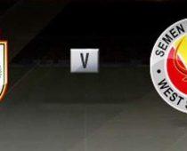 Nonton PSS Sleman vs Semen Padang