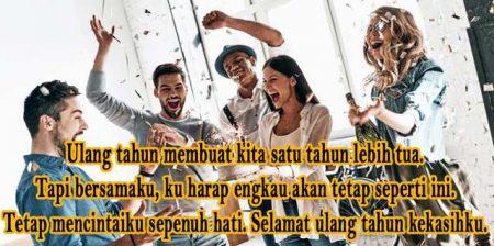 29 Kata Kata Selamat Ulang Tahun untuk Kekasih, Sahabat, Keluarga