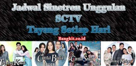5 Sinetron Favorit SCTV Tayang Setiap Hari